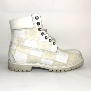 Timberland Men's Patchwork boots